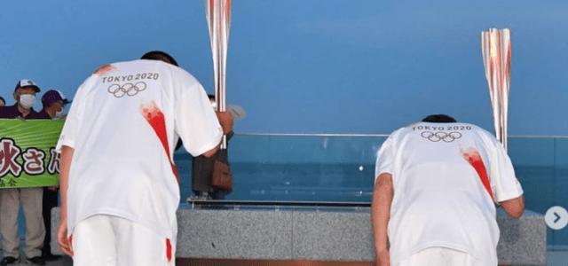 Από ανακυκλωμένα μπουκάλια οι στολές των Ιαπώνων λαμπαδηδρόμων του Τόκιο 2020