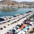 Η Λαϊκή αγορά της Πέμπτης στην Σαλαμίνα μετά από χρόνια επέστρεψε από σήμερα στην φυσική της θέση