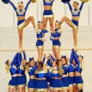 Cheerleading από τον Α.Γ.Σ Σείριο Σαλαμίνας