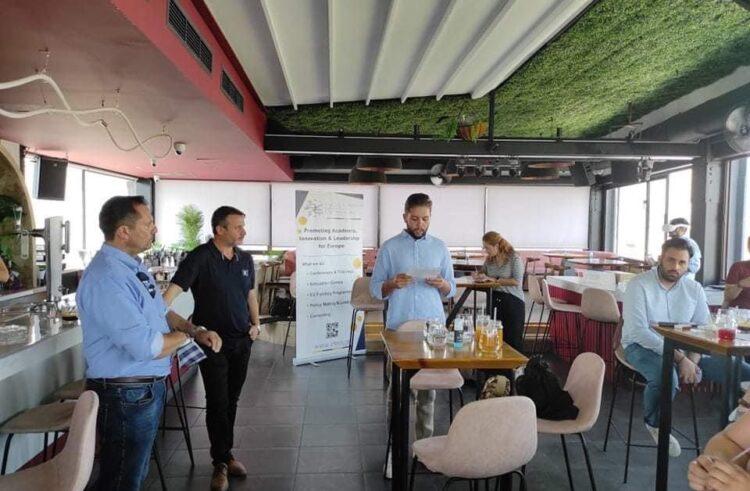 Ο Δήμος Σαλαμίνας συμμετείχε στο ευρωπαϊκό πρόγραμμα «cities 4 youth»