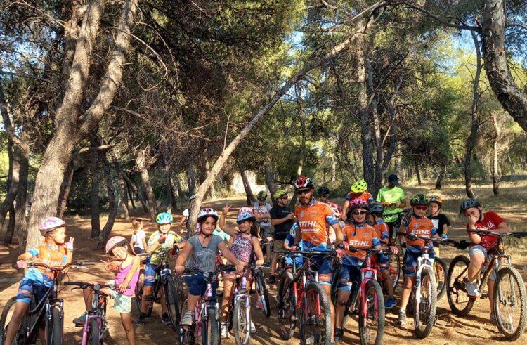 Ποδηλατικός Όμιλος Σαλαμίνας: Ξεκινήσαμε!