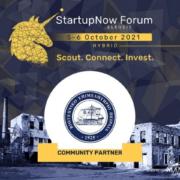 Το Βιοτεχνικό Επιμελητήριο Πειραιά  υποστηρικτής του StartupNow Forum 2021