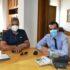 Συνάντηση του περιφερειάρχη Αττικής Γ. Πατούλη με τον υπ. Υγείας Αθ. Πλεύρη