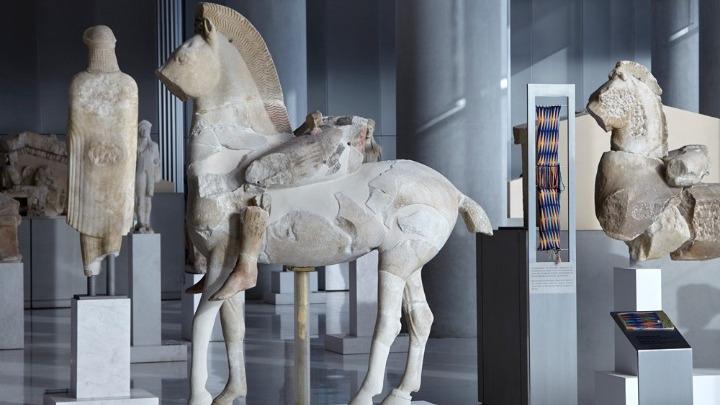 Ανακαλύψτε τα ελληνικά αρχαιολογικά μουσεία με ένα απλό «κλικ»